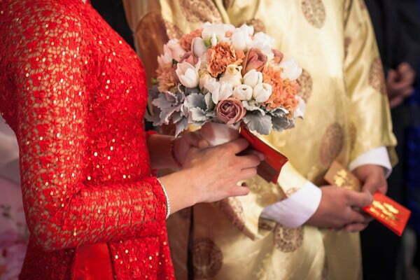 Chọn ngày cưới hỏi