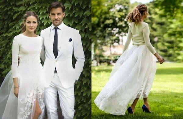 Chú rể mặc vest màu trắng