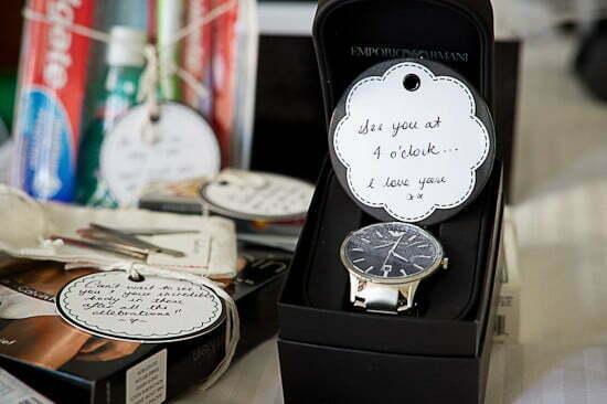 Đồng hồ cho chú rể