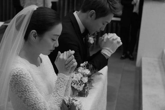 đám cưới kim tae hee và bi rain